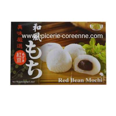 Mochi à l'haricot rouge - ROYAL FAMILY, 210 g.
