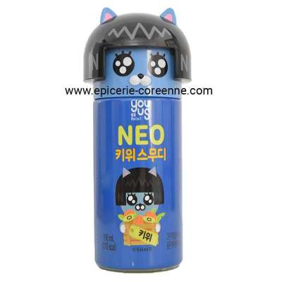 [KAKAO Friends - Neo] Smoothie au Kiwi - YOUUS, 190 ml.