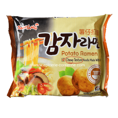 Potato Ramen - SAMYANG, 120G