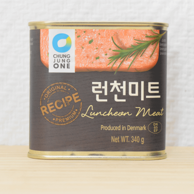 Luncheon Meat, Chung Jung One, 340G