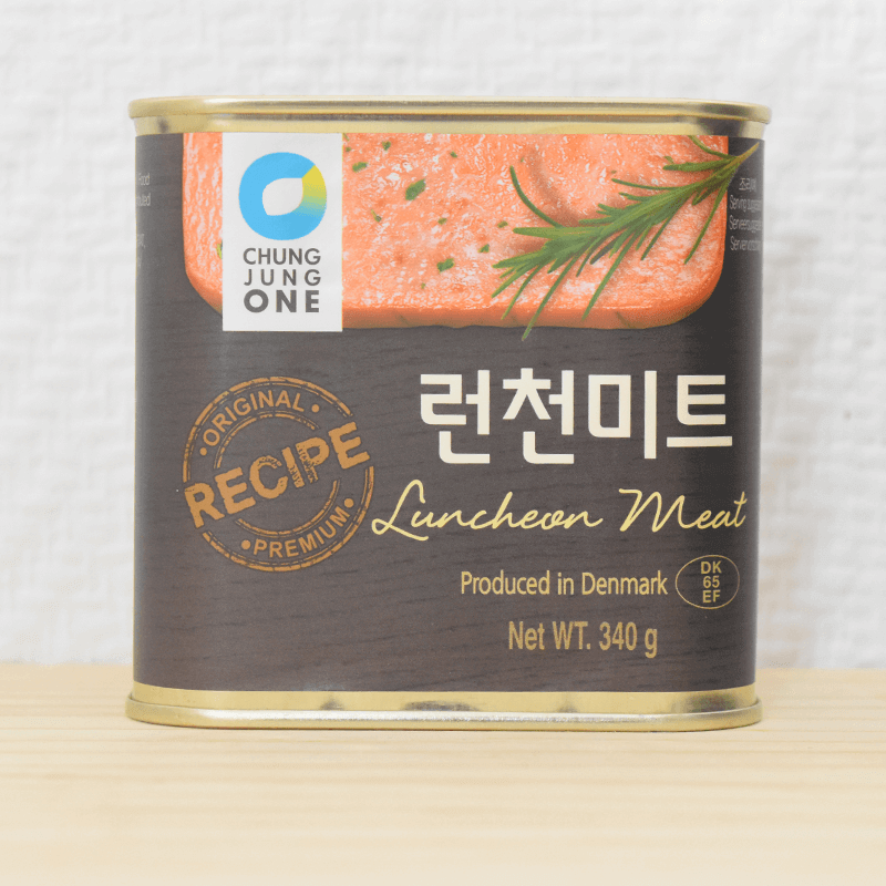 Luncheon Meat, Chung Jung One, 340r