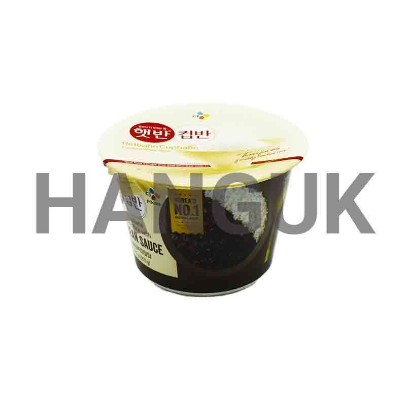 HETBAN CUPBAN Black Bean Sauce - CJ Foods, 275 gr