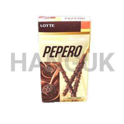 PEPERO Choco Cookie - LOTTE,  32 G.