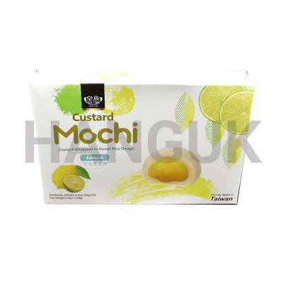 Mochi au citron - ROYAL FAMILY, 168 g.