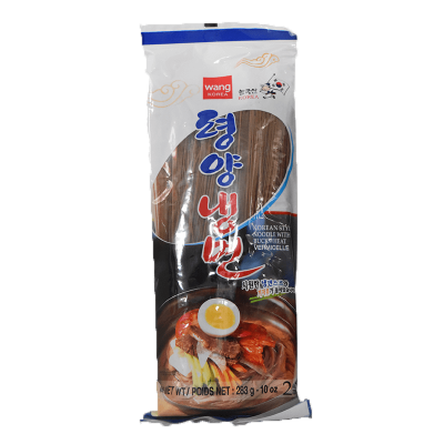 Nouilles Naengmyeon, Wang Korea, 283g
