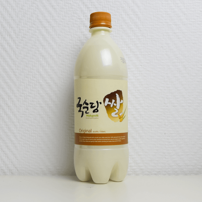Makgeolli, Kook Soon Dang, 750ML