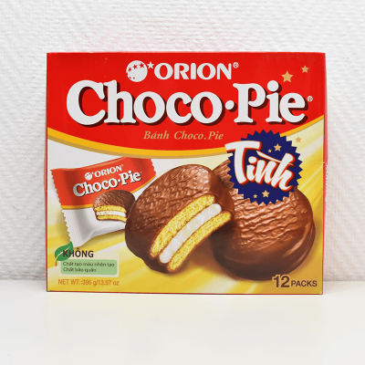 Choco Pie x12packs, ORION, 360 g.