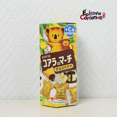 Koala's March, parfum Choco-Banane, 37 g.