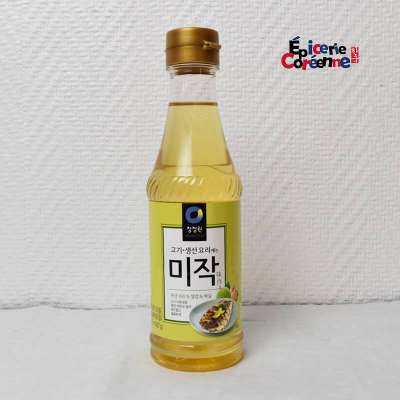 Sauce Mijag (gingembre et prune) - Chung Jung One , 410 ml.
