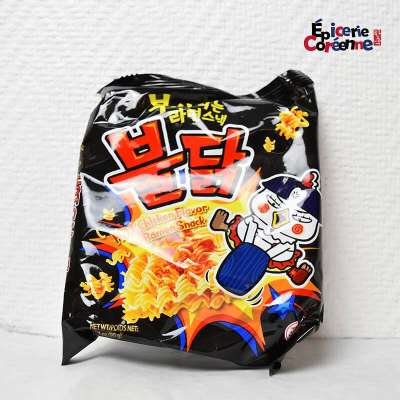 Hot Chicken Flavor Ramen Snack - SAMYANG, 90g.