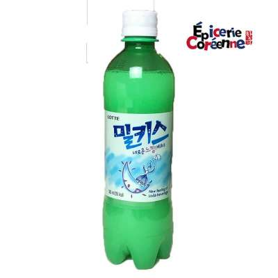 Milkis soda - Lotte, 500 ML.