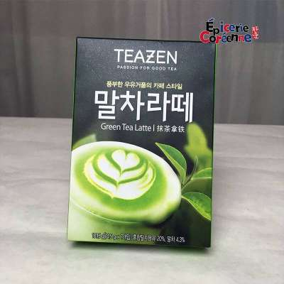Green Tea Latte - TEAZEN